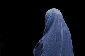a-burqa-clad-afghan-woman